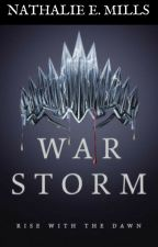 WAR STORM (Red Queen 4// Alternate Version) by Natthefantastic