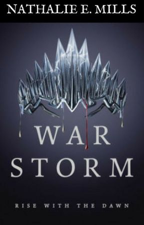 WAR STORM (Red Queen 4 Fanfiction) by Natthefantastic