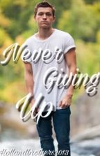 Never Giving Up↠Tom Holland by hollandbrothers2013
