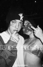 Lil Xan ; just friends? by diegodolans