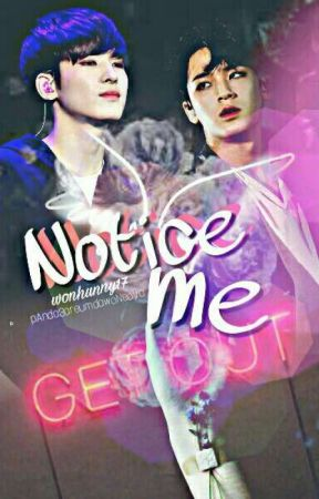 notice me ; Meanie by wonhunny17
