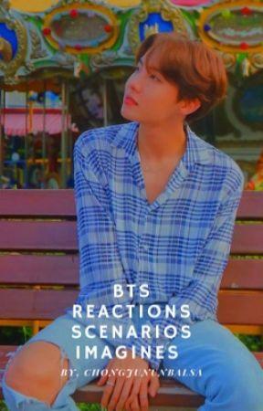 Bts Scenarios When He Makes You Cry