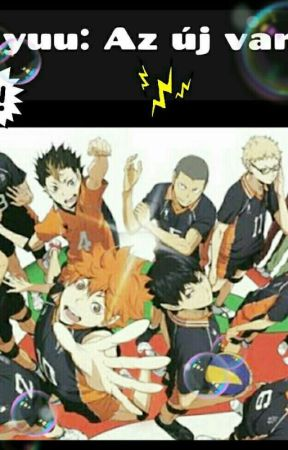 Haikyuu by Skywizard2001