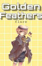 Golden Feathers | Oliver x Fukase by FlareTheFabulousFox