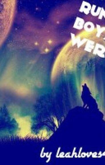Runner (boyxboy werewolf)