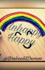Happy by BrokenlilDemon