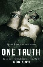אֱמֶת אַחַת One truth II by liel_books9