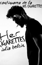 Her Cigarettes  by July_Bel