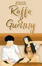 Raffa And Guenny by windyAulia_