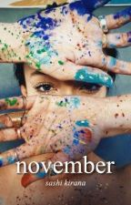 November: A Wattpad Birthday Bash by kirskey