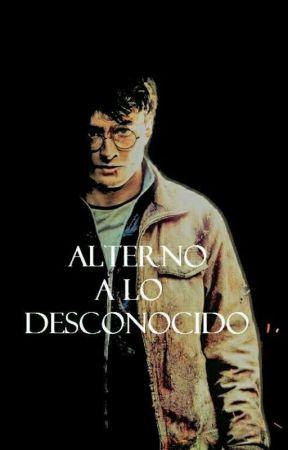 Alterno A Lo Desconocido  by Voldybad1209