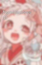 Nominaciones :D by __SayYoongi