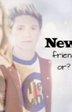 New friend or? by 1DloverNiall15