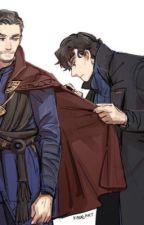 Sherlock Holmes, meet Doctor Strange! by Dat_Sherlock_Boi
