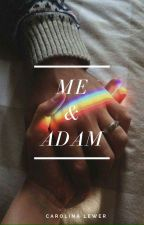 Me and Adam by _theonlyreason