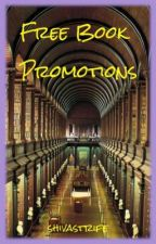 Free Book Promotions (Open) by shivastrife