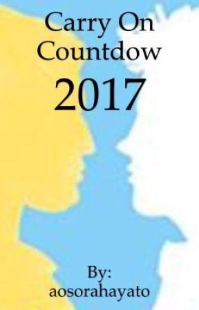 Carry On Countdown 2017 by aosorahayato