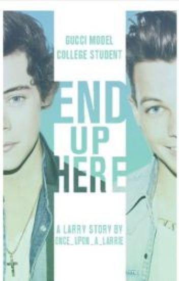 End Up Here - l.s (mpreg) - CZ překlad