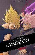 Obsesión (Goku, Black y tú). by Sayayin97