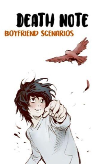 Death Note Boyfriend Scenarios - Flare - Wattpad