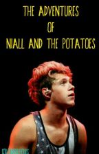 THE ADVENTURES OF NIALL AND THE POTATOES. by colourfulhouis