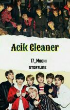 [C] Acik Cleaner   BTS × Seventeen   by 17_Mochi