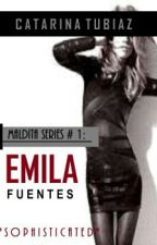 MALDITA series # 1: Emila Fuentes by CatarinaTubiaz