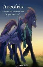 Arcoiris | MLP (Yuri) | Tempest x Twilight  by Azuli23