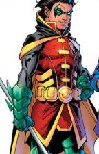 Damian Wayne x reader by starkgirl____