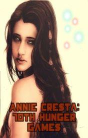 Annie Cresta: 70th Hunger Games by AllAboutJohanna