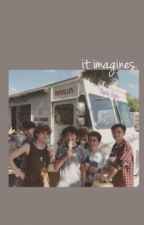 it imagines.  by rainingfanfics