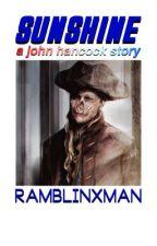 SUNSHINE | john hancock | fallout 4 by ramblinxman