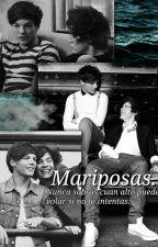 Mariposas [larry stylinson]  by LarriesRainbows