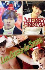 Los deseos de Santa by Sora_Ada