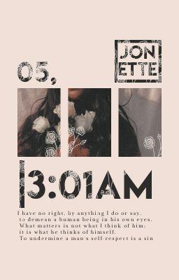 Đọc truyện 3:01am.  | dụng hậu. | full.