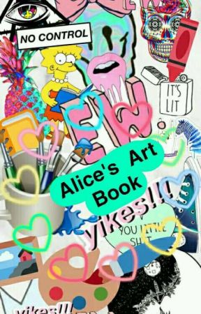 My Art Book  by RoyalOnes