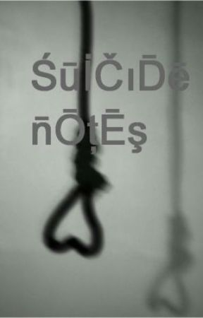 Suicide Notes by _482smile_