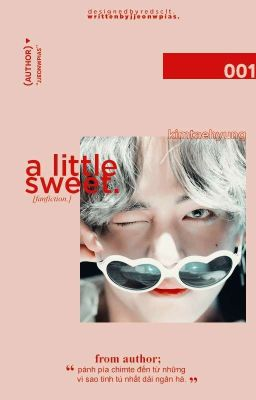 vkook| a little sweet