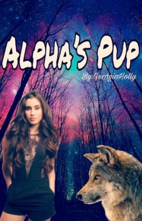 Alpha's Pup by GeorgiaHolly