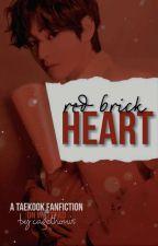 Red Brick Heart [❀]; kth+jjk. by yoongisupimpa
