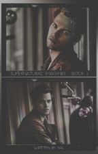[2] Characters & Cast Imagines || Supernatural (CW) by TheWritePage