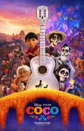 Coco 2: Return for The World of Dead by AnaCarolina722134