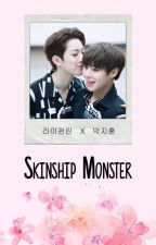 Skinship Monster   Panwink ♥ by fujoyeoja