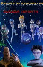 reinos elementales: Guerra Infinita by Star_Girl890