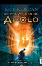 Deuses lendo As Provações de Apolo  by GabrielehMiranda