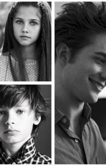 Edward Cullen's little siblings