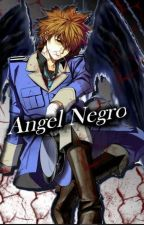 Ángel Negro  by Steffa_Dragneel