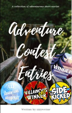 Adventure/Superhero Contest Entries by izzywriter2
