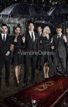 Vampire 🧛♀️ Diaries Gif Series 💜 by josietaytaylor