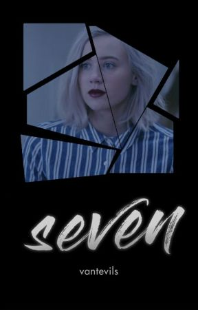 SEVEN | STRANGER THINGS by SummerBlck_